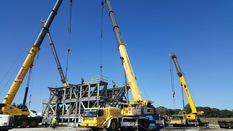 Crane Services - Brady's WeldingBrady's Welding